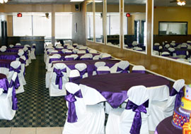 catering lake highlands